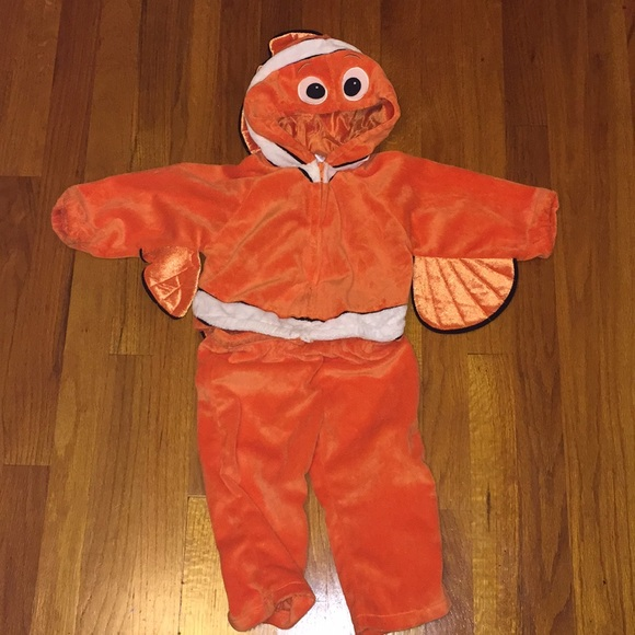 Disney Pixar Baby Halloween Costume Finding Nemo : finding nemo costume for baby  - Germanpascual.Com